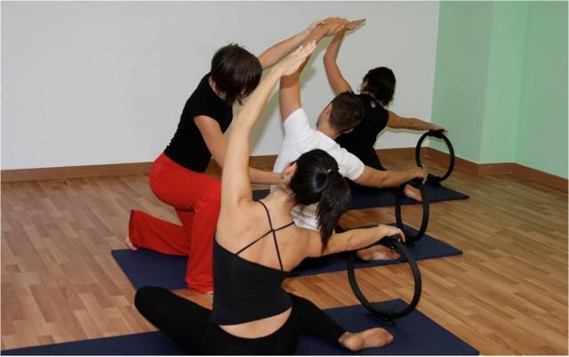 Curso Pilates Suelo
