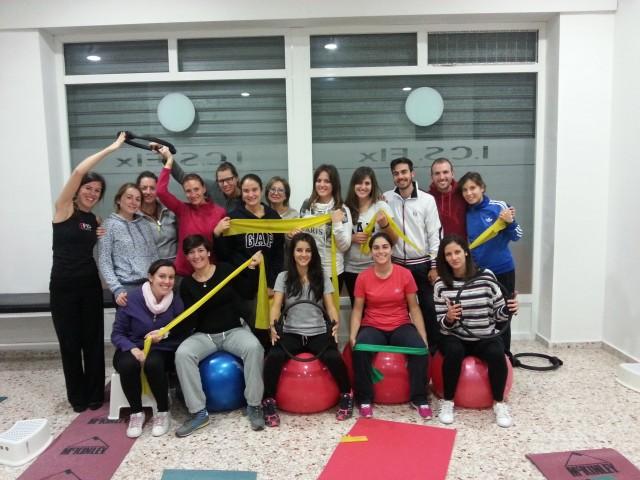 Curso Pilates Elche Oct-Nov 2014